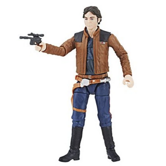 "Figure - Star Wars Solo: 3.75"" The Vintage Collection Han Solo"