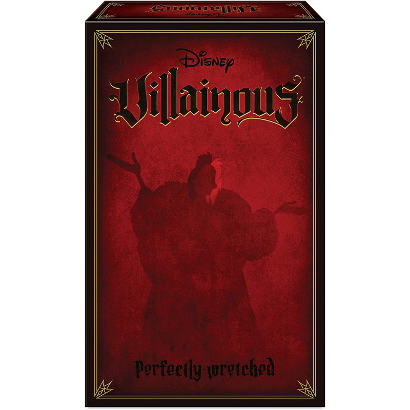 Game - Disney: Disney Villainous Expansion: Perfectly Wretched