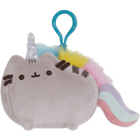 "Plush - Pusheen: Pusheenicorn 4.5"" Bag Clip"
