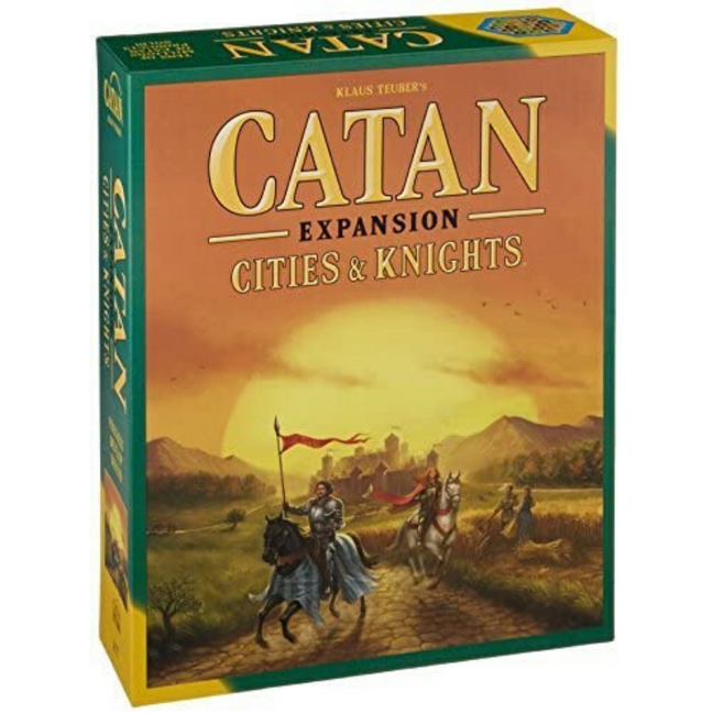catan cities and knights strategy