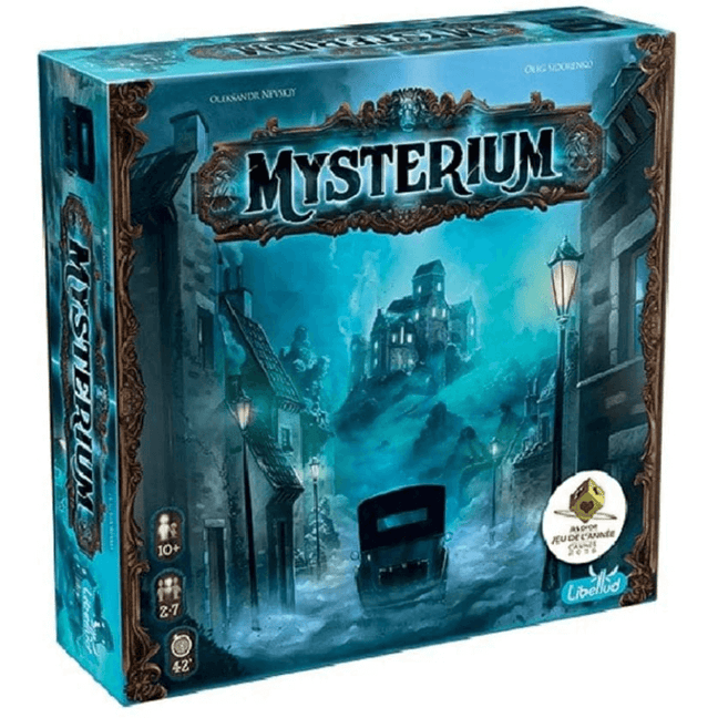 mysterium board game expansion