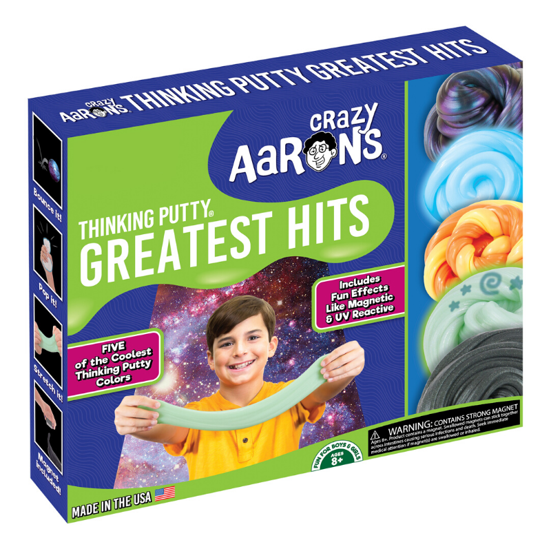 Thinking Putty - 5-Piece Greatest Hits Set