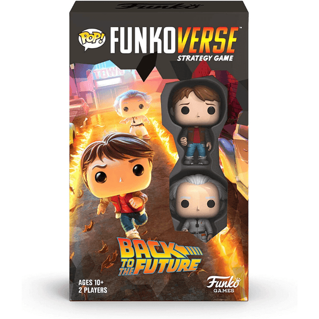 back to the future funkoverse