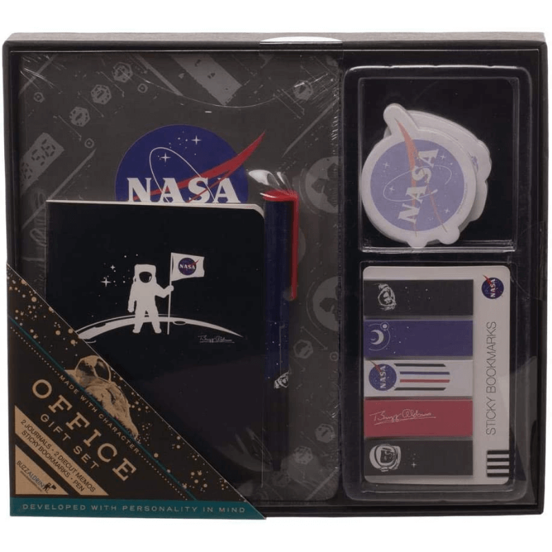 office supplies nasa journal gift set 2019
