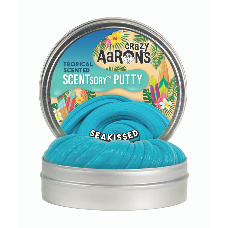 "Thinking Putty - SCENTsory™ Seakissed 2.75"" Tin"