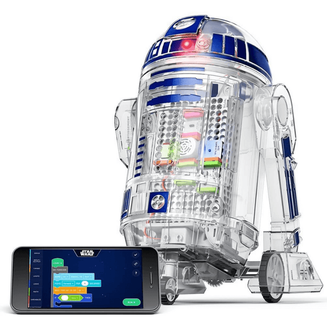 R/C - Star Wars: R2-D2 Droid Inventor Kit by littleBits