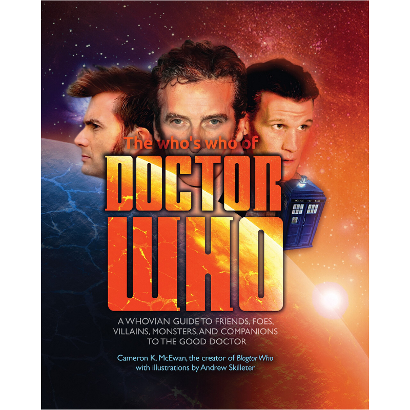 best doctor who books
