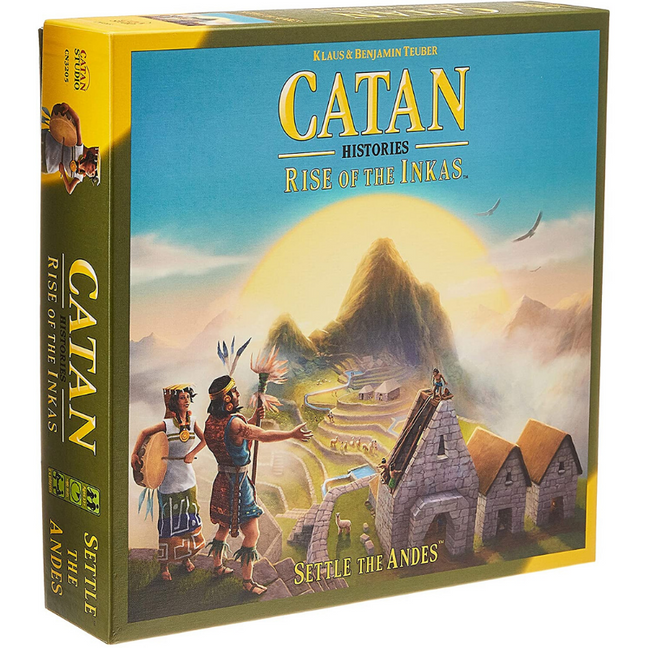 rise of the incas catan