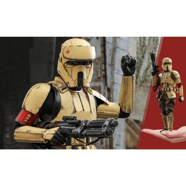 hot toys shoretrooper for sale