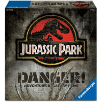 jurassic park danger board game how to play