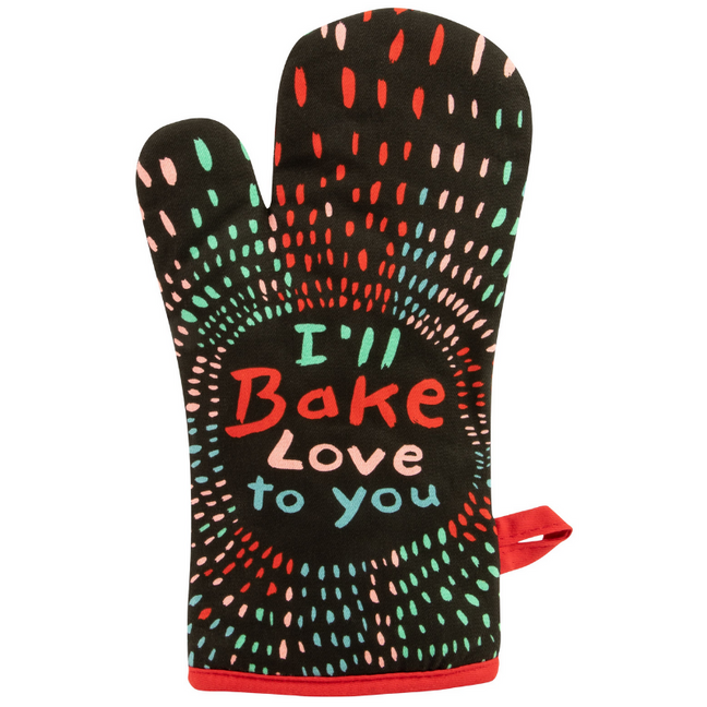 Oven Mitt - I'll Bake Love to You by Blue Q