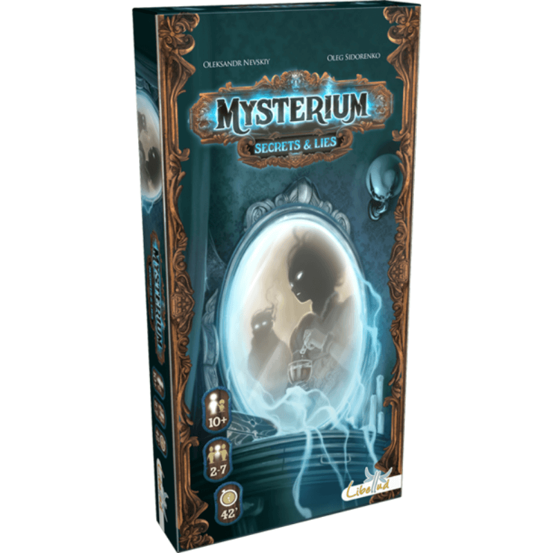 mysterium expansion secrets and lies