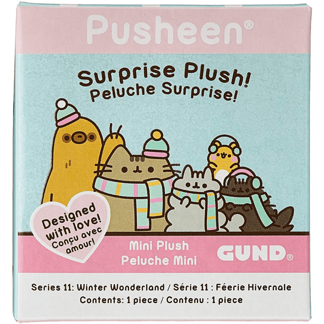 pusheen blind box series 11