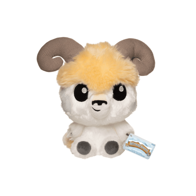"Plush - Funko Wetmore Forest: 7"" Butterhorn Winter"