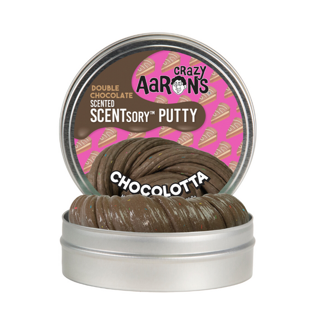 Thinking Putty - SCENTsory Chocolotta 2.75""