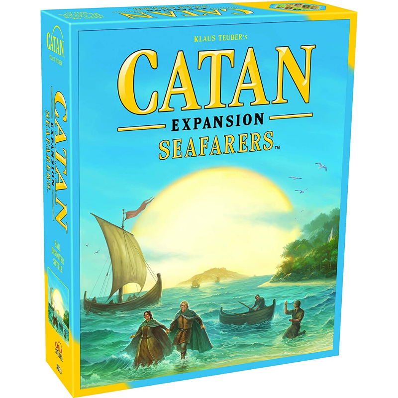 catan seafarers extension