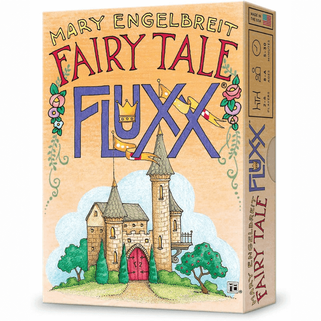 fairy tale fluxx card list