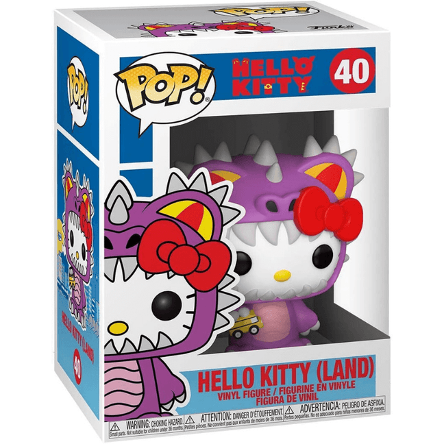 Funko POP! - Hello Kitty Kaiju: Land #40