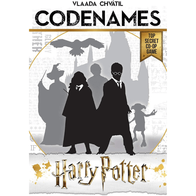 harry potter codenames online