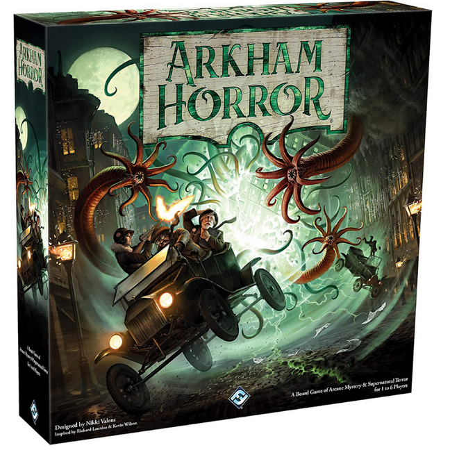 Game - Arkham Horror: Third Edition by Asmodee