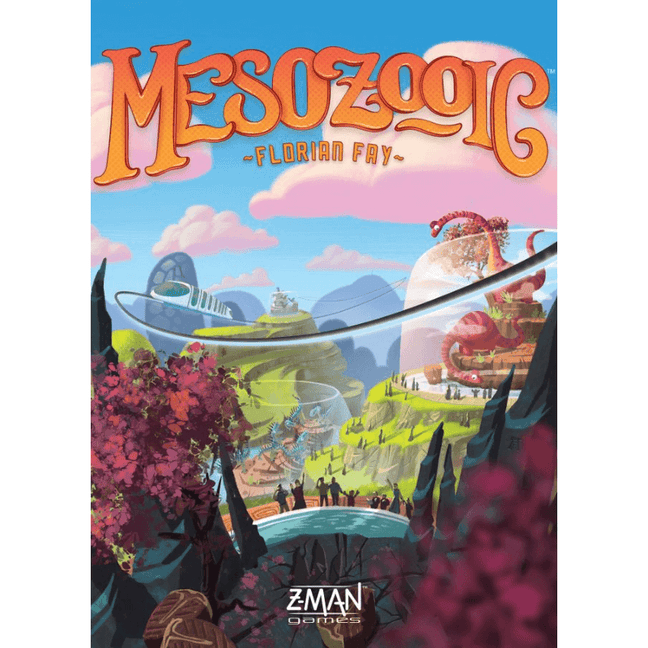 mesozoica game