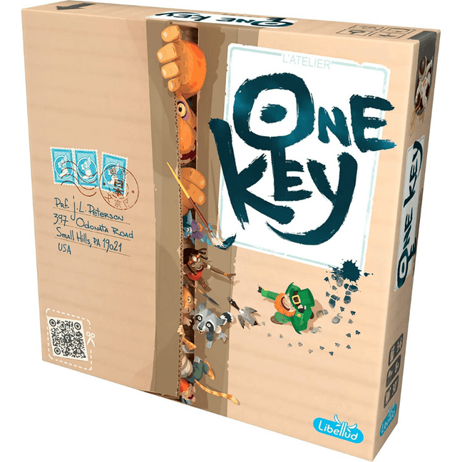 the one key eq