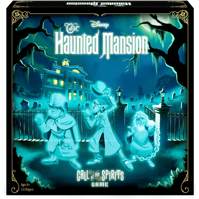 haunted mansion call of the spirits game