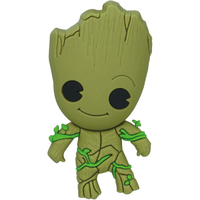 Magnet - Guardians of the Galaxy: Baby Groot 3D Foam