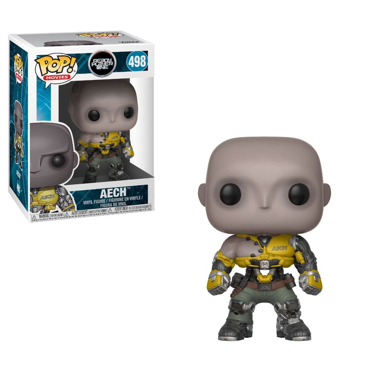 Funko POP! - Ready Player One: Aech #498