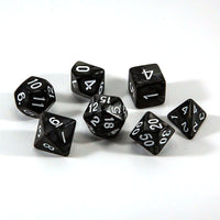 7 piece dice set