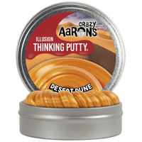 "Thinking Putty - Natural Impressions: Illusion Desert Dune 2.75"" with Roller and Camel Stamp"