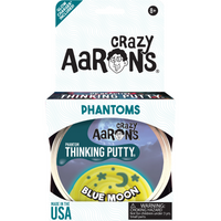 Thinking Putty - Phantom Blue Moon 4""