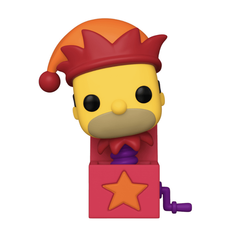 simpsons treehouse of horror funko pop 2020