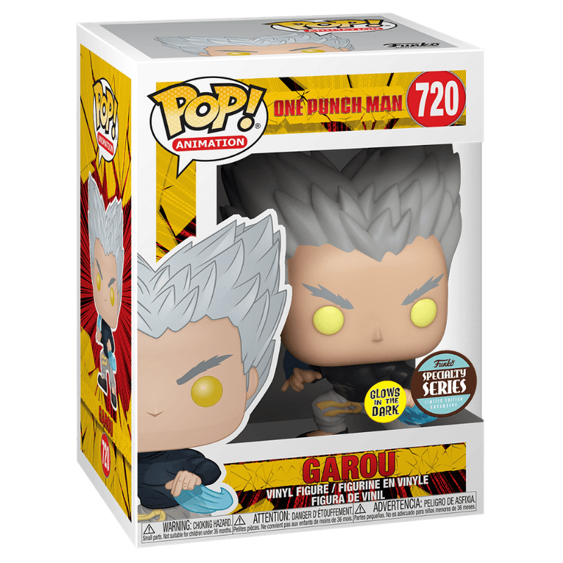 garou funko pop specialty series