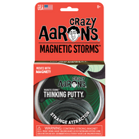 "Thinking Putty - Magnetic Strange Attractor 4"" Tin"
