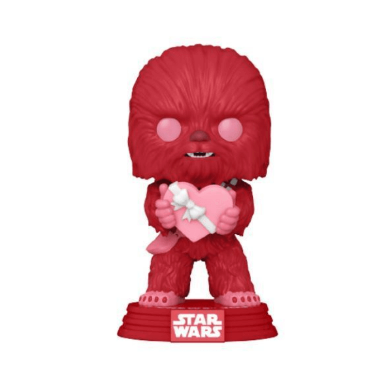 Funko POP! - Star Wars: Cupid Chewbacca #419