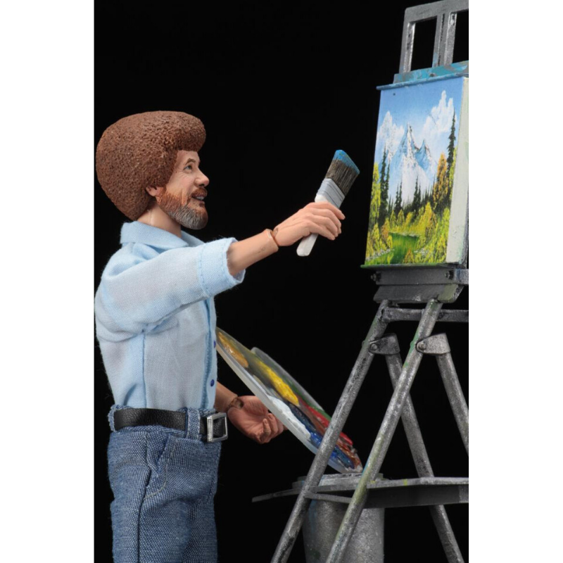 bob ross action figure target