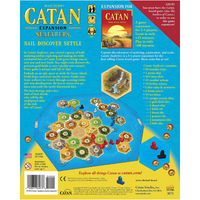 catan seafarers expansion rules