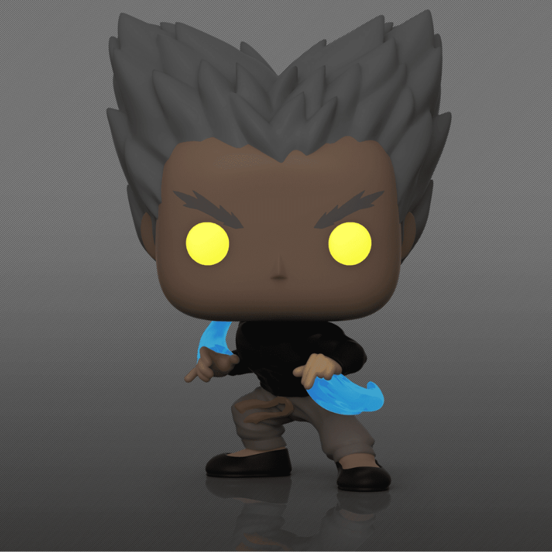 one punch man garou funko pop