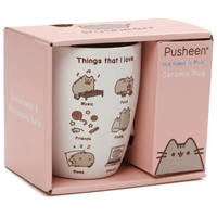 Mug - Pusheen: Pusheen Things I Love by Our Name is Mud™