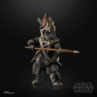 "Figure - Star Wars The Return of the Jedi: 6"" Scale The Black Series Teebo the Ewok"