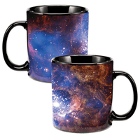 Mug - 20 oz Smithsonian Space Heat Reactive
