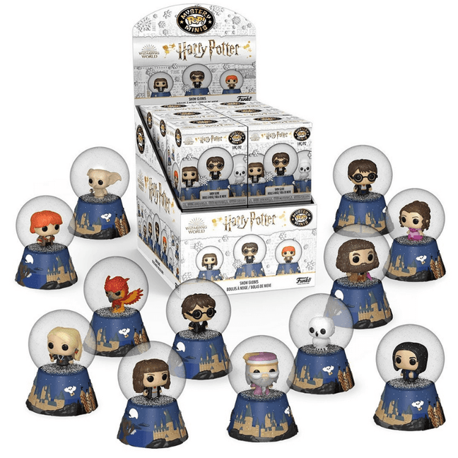 Mystery Mini - Harry Potter: Snow Globe