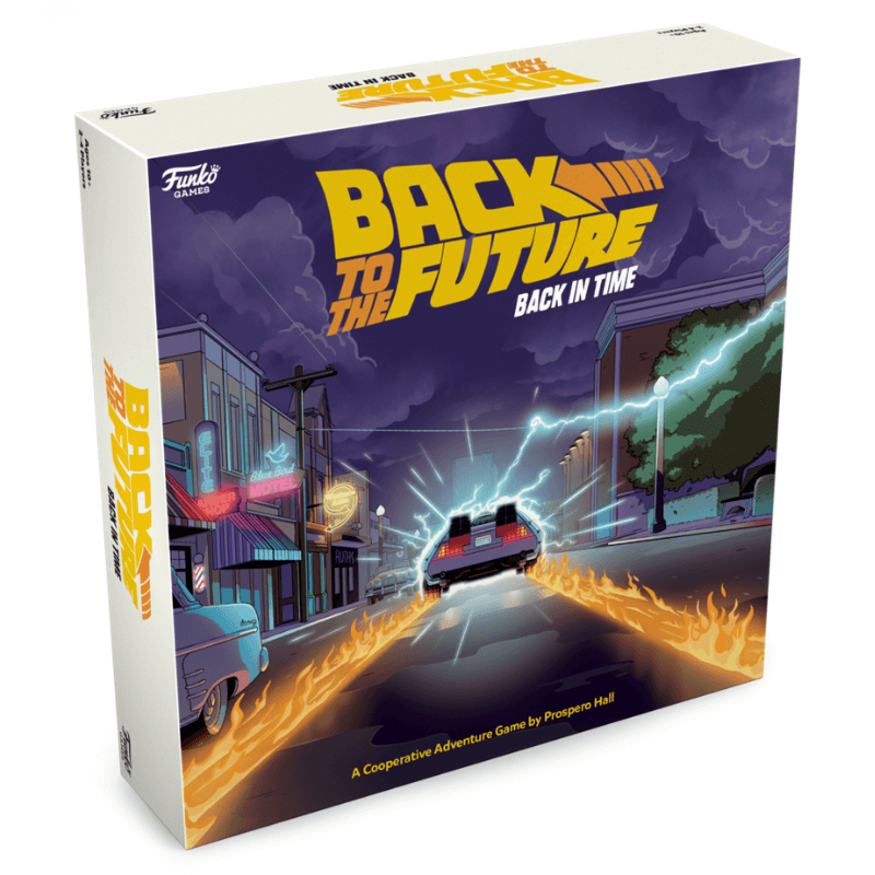 back to the future back in time board game release date
