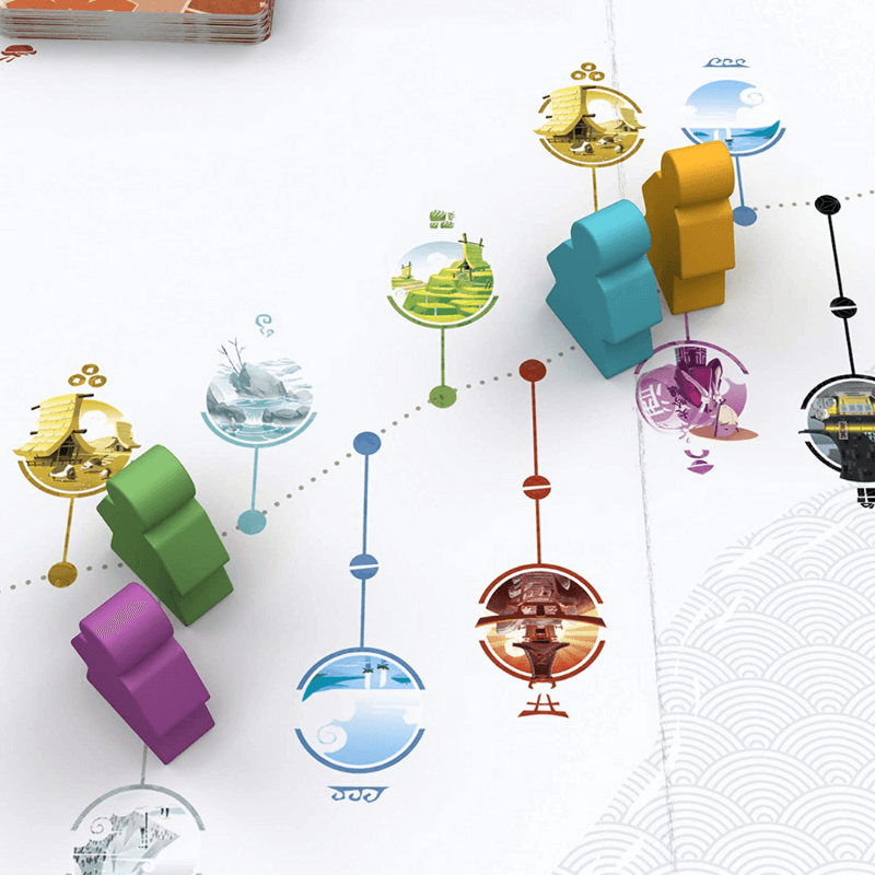 tokaido board game strategy