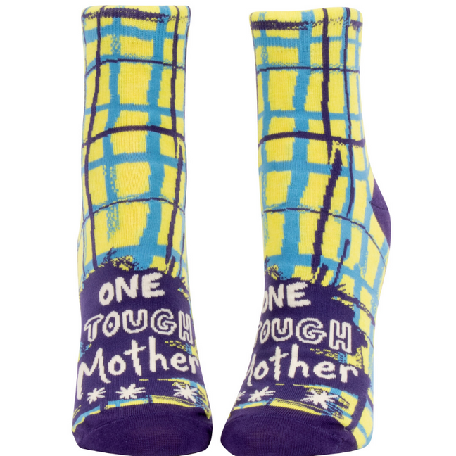 Women's Ankle Socks - One Tough Mother