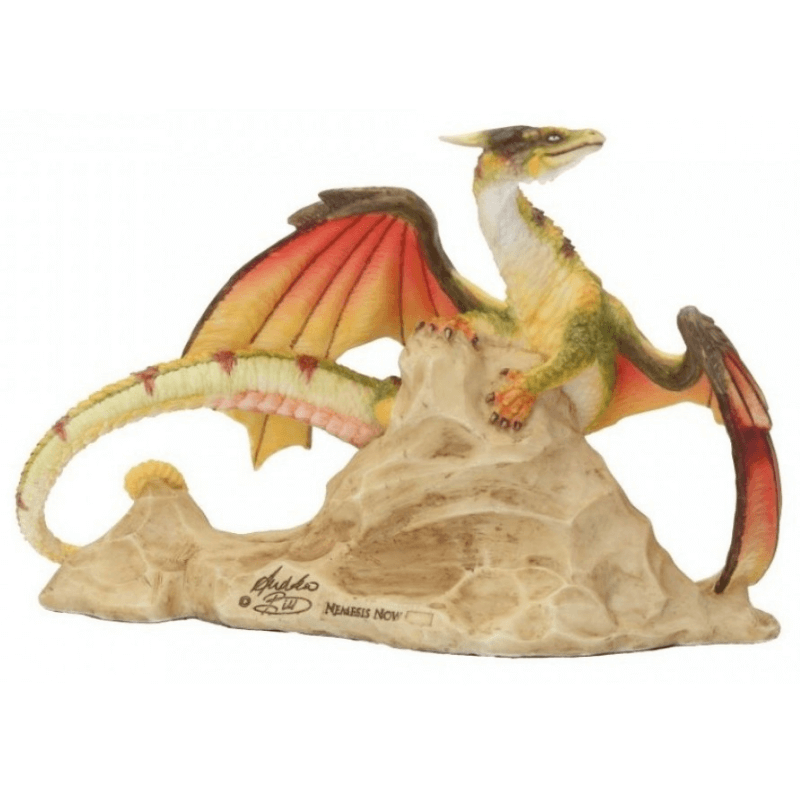 Statue - Samoon Dragon by Andrew Bill