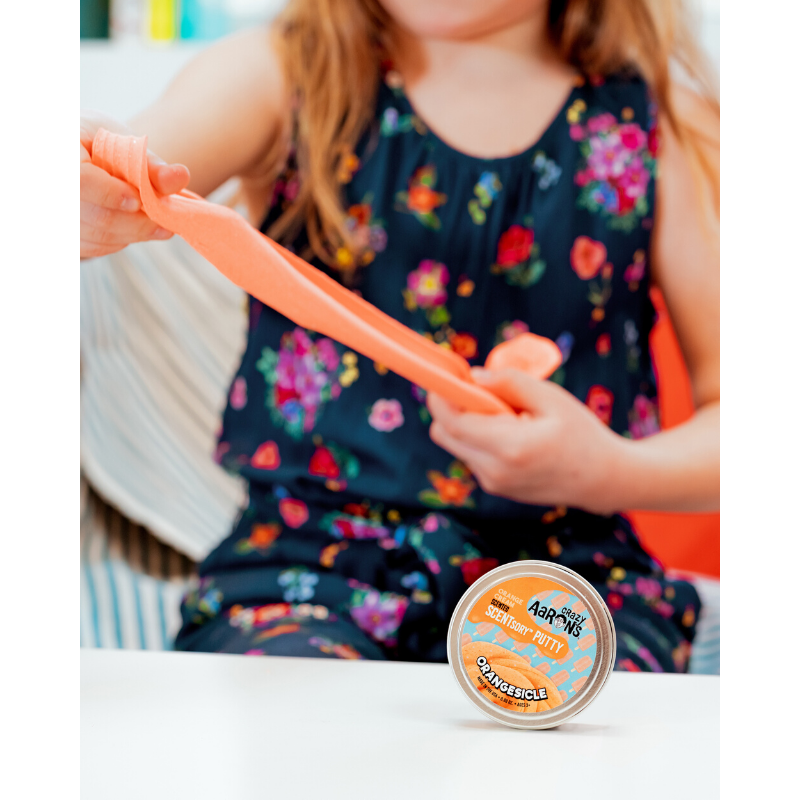 Thinking Putty - SCENTsory Orangesicle 2.75""