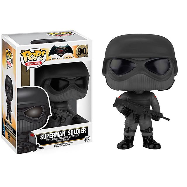 batman v superman armored batman funko pop
