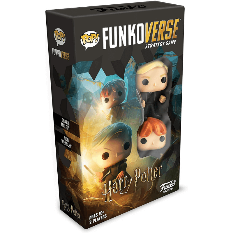 funkoverse harry potter review